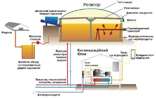 Биогаз своими руками чертежи фото 146